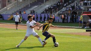 Yeni Orduspor-Fatsa Belediyespor: 0-2