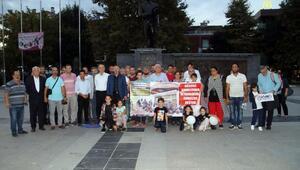 Düzce'den, Diyarbakırlı annelere destek