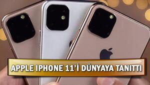 Apple iPhone 11 ile iPhone 11 Proyu tanıttı İşte iPhone 11 satış fiyatı