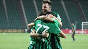 Ziraat Türkiye Kupası 2. Eleme Turu: Kocaelispor: 3 - Gölcükspor: 1