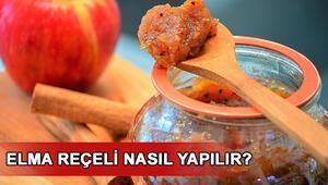 Elma reçeli nasıl yapılır İşte elma reçeli tarifi