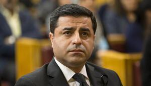 Demirtaş'a yeniden tutuklama talebine ret