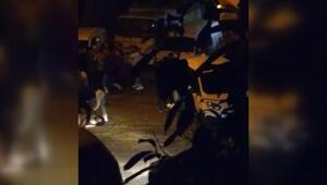 Kağıthanede komşu kavgasında silahlar konuştu: 3 yaralı