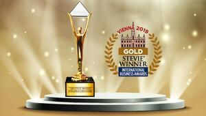 Bilkom'un 'Sanal İşyeri' projesine ödül verildi