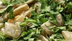 Ramazan Sofrası 4. gün yemeği:Fasulye Turşusu Kavurması