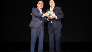 Samsung, BM Kalkınma Programı'na ortak oldu