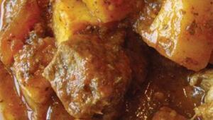 Ramazan Sofrası 25. gün yemeği: Etli Patates