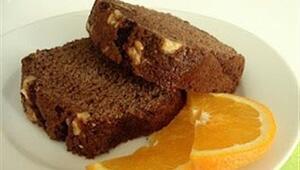 Çikolatalı ve portakallı kek