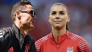 Morgan: Kimse bilmiyor ama Ronaldo...