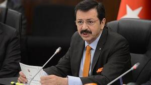 TOBB Başkanı Hisarcıklıoğlu: Türkiye-ABD Serbest Ticaret Anlaşması imzalanmalı