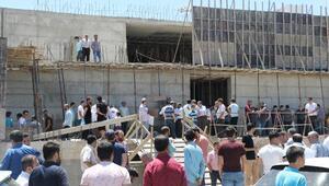 HDPlilerin kaçak yapıya dönüştürdüğü 5 cami inşaat alanında değişiklik