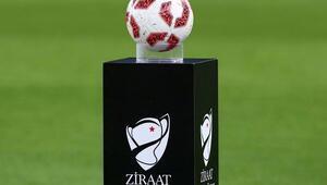 Ziraat Türkiye Kupasında yarın 3 maç var