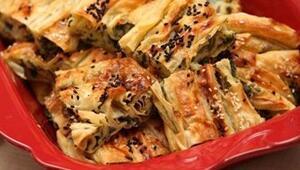 Nefis ıspanaklı börek tarifi