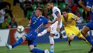 Moldova - Türkiye: 0-4  | Moldova Türkiye maçı özeti ve golleri