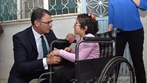 Tokat Valisi Balcıdan Sılanın tedavisi için destek