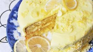 İlginç limonlu kek tarifi