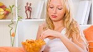 Sigarayı bırakırken kiloya dikkat