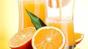 Gribe iyi gelen meyve suları