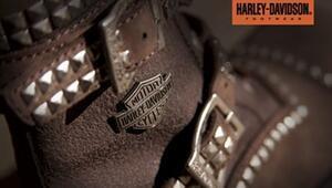 Harley Davidsondan zımba şıklığı