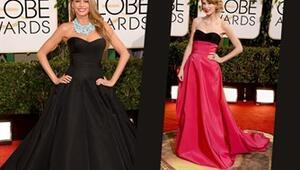 Golden Globe Ödülleri En iyi Giyinenler