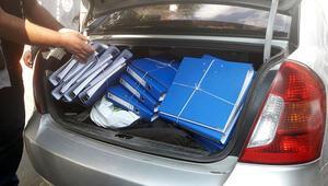 FSMdeki operasyonda yakalandılar Bir bagaj dosyaları varmış