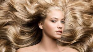 Saçlarınıza doğal parlaklık