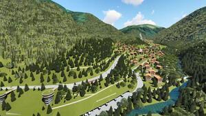 Ayder Yaylası'nda kentsel dönüşüm projesi