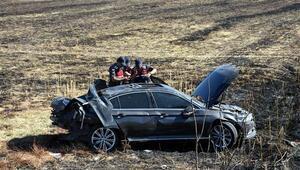 Mersin Büyükşehir Belediye Başkanı'nın konvoyunda kaza