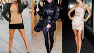 Victoria Beckhamın stil dolu gardırobu