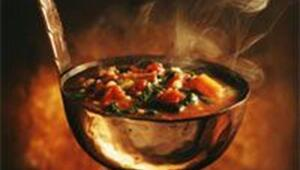 Kalp sağlığınız için sebze çorbası için