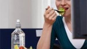 Ofiste sağlıklı beslenmek mümkün