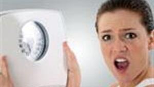 Hızlı verilen kilo, hızla geri alınır