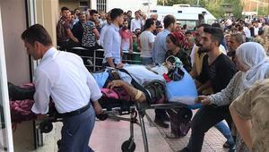 Bitliste minibüs şarampole devrildi: 10 ölü, 7 yaralı