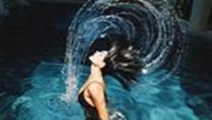 Su jimnastiğiyle sımsıkı