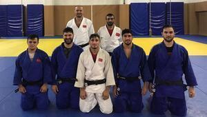 Genç judocular Avrupa Şampiyonasında tatamiye çıkıyor