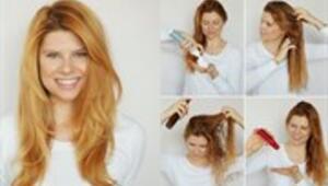 Dolgun Doğal Saç Nasıl Yapılır