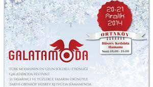 GalataModa Festivali 20-21 Aralıkta Başlıyor