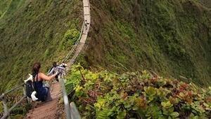 Dünyanın En Tehlikeli 5 Yürüyüş Parkuru