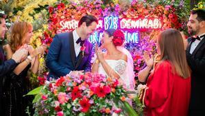 Renkli düğün