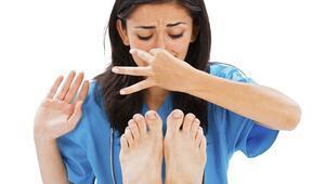 Pratik Bilgiler: Ayağınız mı Kokuyor