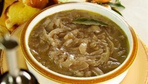 Marjinal bir tat; Soğan çorbası tarifi