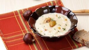 Kestane çorbası