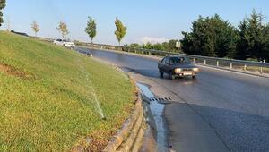 İstanbulda fıskiye tehlikesi sürüyor