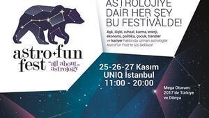 Astroloji Festivali Geliyor