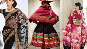 Ülkelerin Geleneksel Kıyafetleri Ve Özellikleri