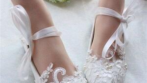 Düğünde Topuklu Ayakkabı Kabusuna Son Gelinler Artık Daha Özgür