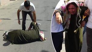 Diyarbakırdaki annelere destek için gelmişti Aldığı haberle yıkıldı...