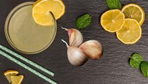 Limon Suyu ve Sarımsak Kürünün Muhteşem Faydaları
