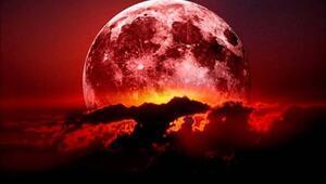 Süper Kanlı Mavi Ay Tutulmasının Etkileri