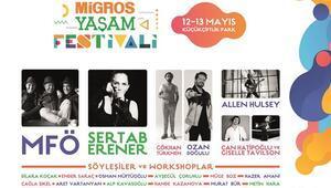 İyi Yaşamın Sırları Birbirinden Ünlü Konuklarla Migros Yaşam Festivalinde Açığa Çıkıyor